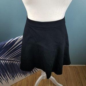 Mini Skirt Banana Republic Black Size 12
